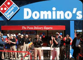 Türkiyenin En Sevilen Pizza Markası Dominos Pizza